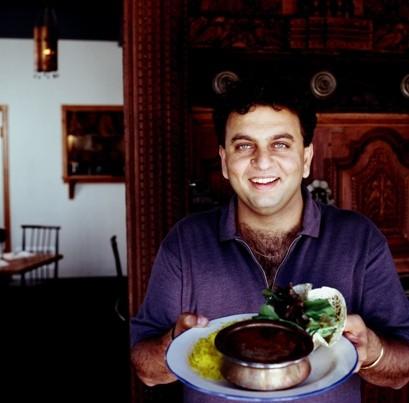 Vancouver chef Vikram Vij