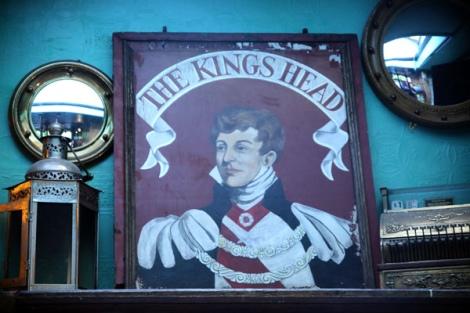 King's Head Theatre opera pub in London