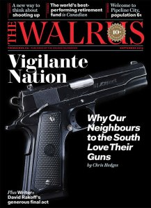 Walrus Sept 2013 Cover