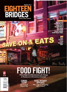 Eighteen Bridges Winter 2013 cover