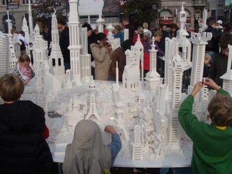 Olafur Eliasson Lego by Christian Johannesen